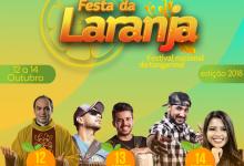 Prefeitura Municipal de Matinhas lança Festa da Laranja 2018
