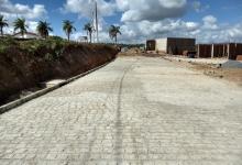 Prefeitura inicia pavimentação de ruas