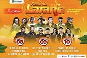 Festa Laranja, Festival Nacional da Tangerina acontece nesse fim de semana em Matinhas