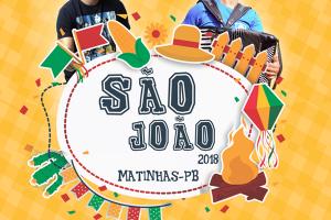 Prefeitura divulga atrações do São João de Matinhas